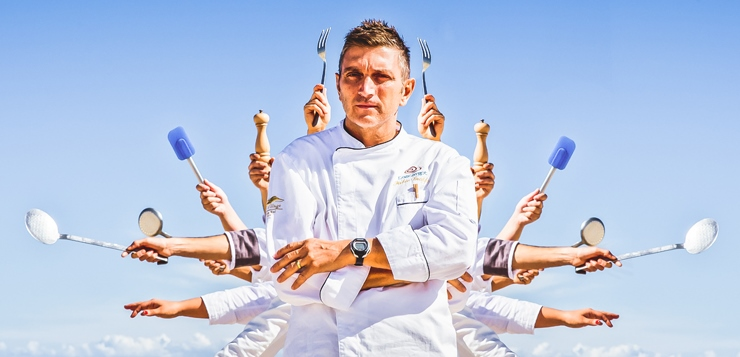 Fabio Groppi – Escargot