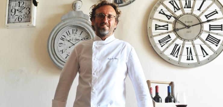 Emanuele VALLINI – Taverna La Carabaccia – Officina Vallini