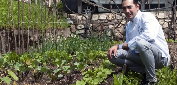 Fra Trentino e Lombardia: Alessandro Bellingeri e la sua cucina interregionale