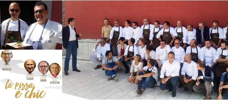 La PIZZA protagonista di IN THE KITCHEN TOUR a Telese Terme