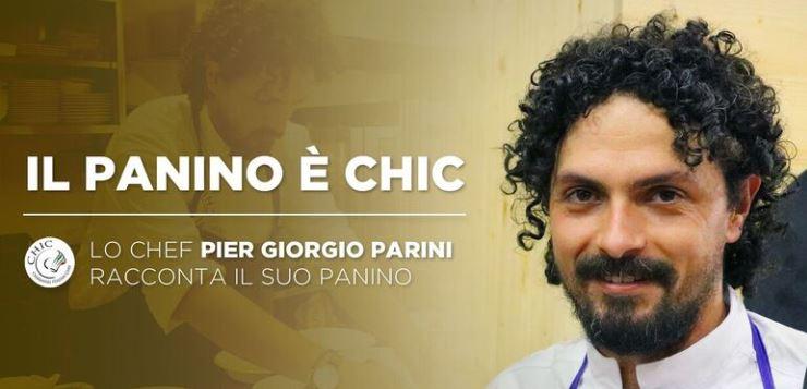 Venerdì 25 Novembre a cena con il panino di Pier Giorgio Parini