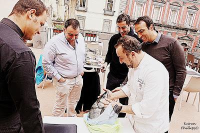 #Adotta uno chef : Lino Scarallo