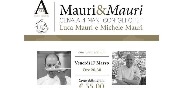 Mauri & Mauri: Venerdì 17 Marzo da A di Alice