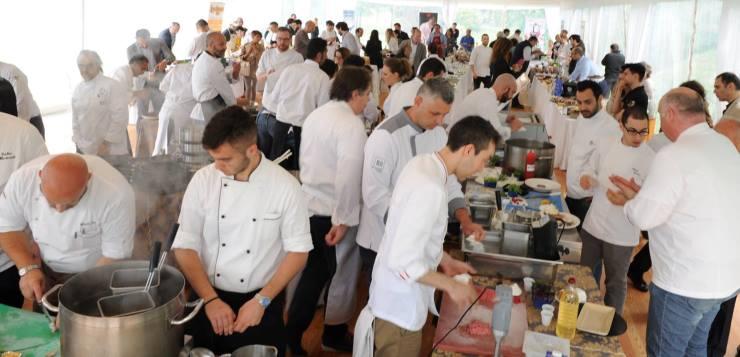 Lunedì 30 Ottobre: In The Kitchen Tour torna al Piccolo Lago