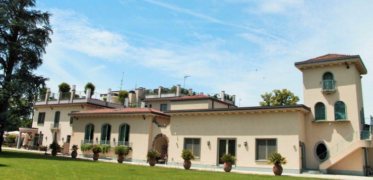 Lunedì 14 maggio a Villa Necchi Cena CHIC a 6 mani