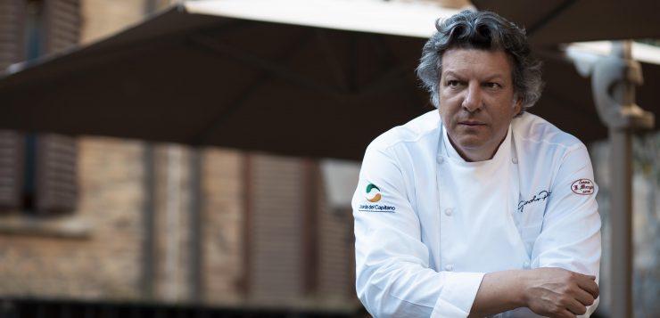 """""""A rovinarmi la vita è stata una leggenda della cucina italiana"""" – Giancarlo Polito"""